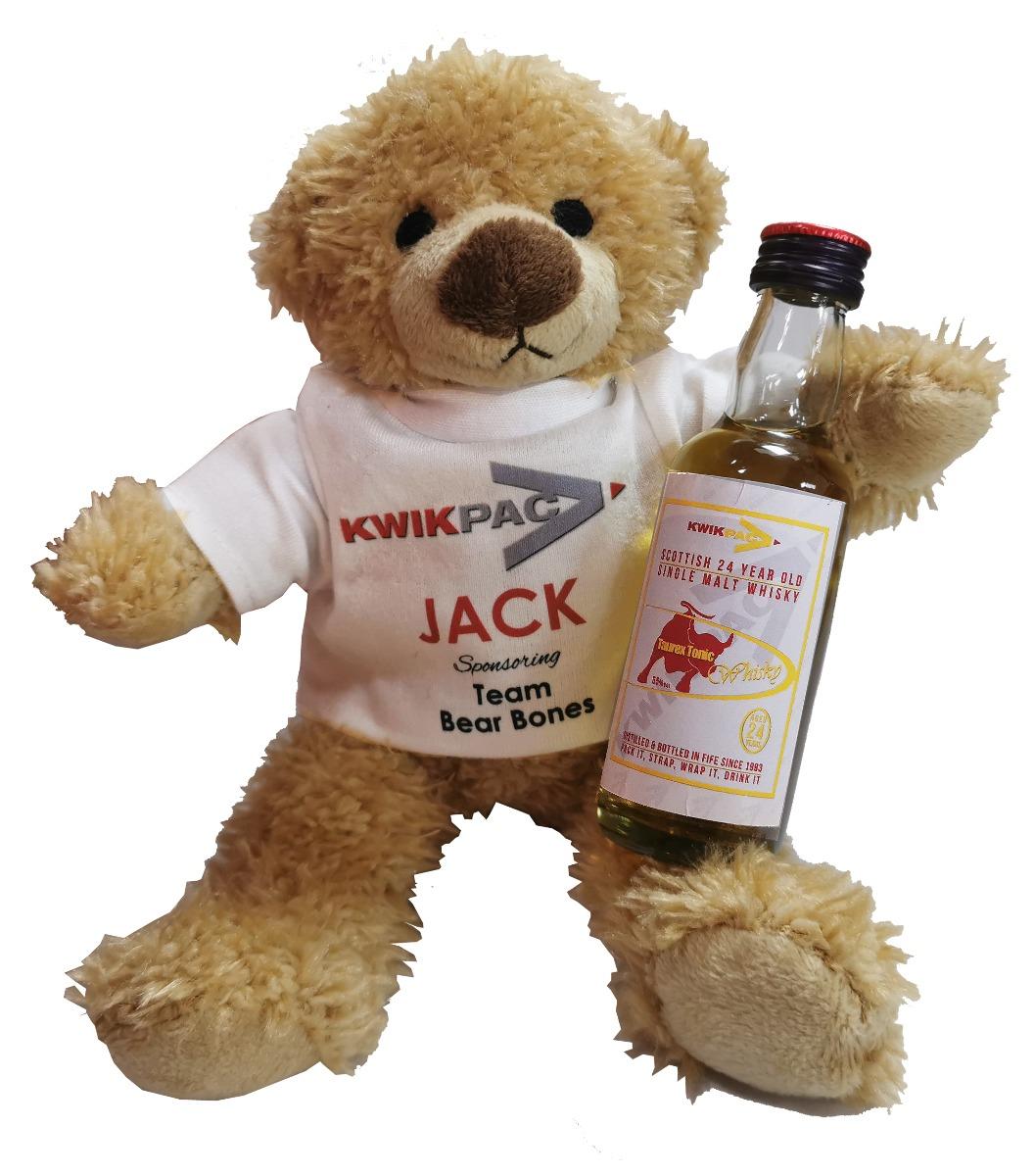Kwikpac Jack with Taurex Tonic Whisky