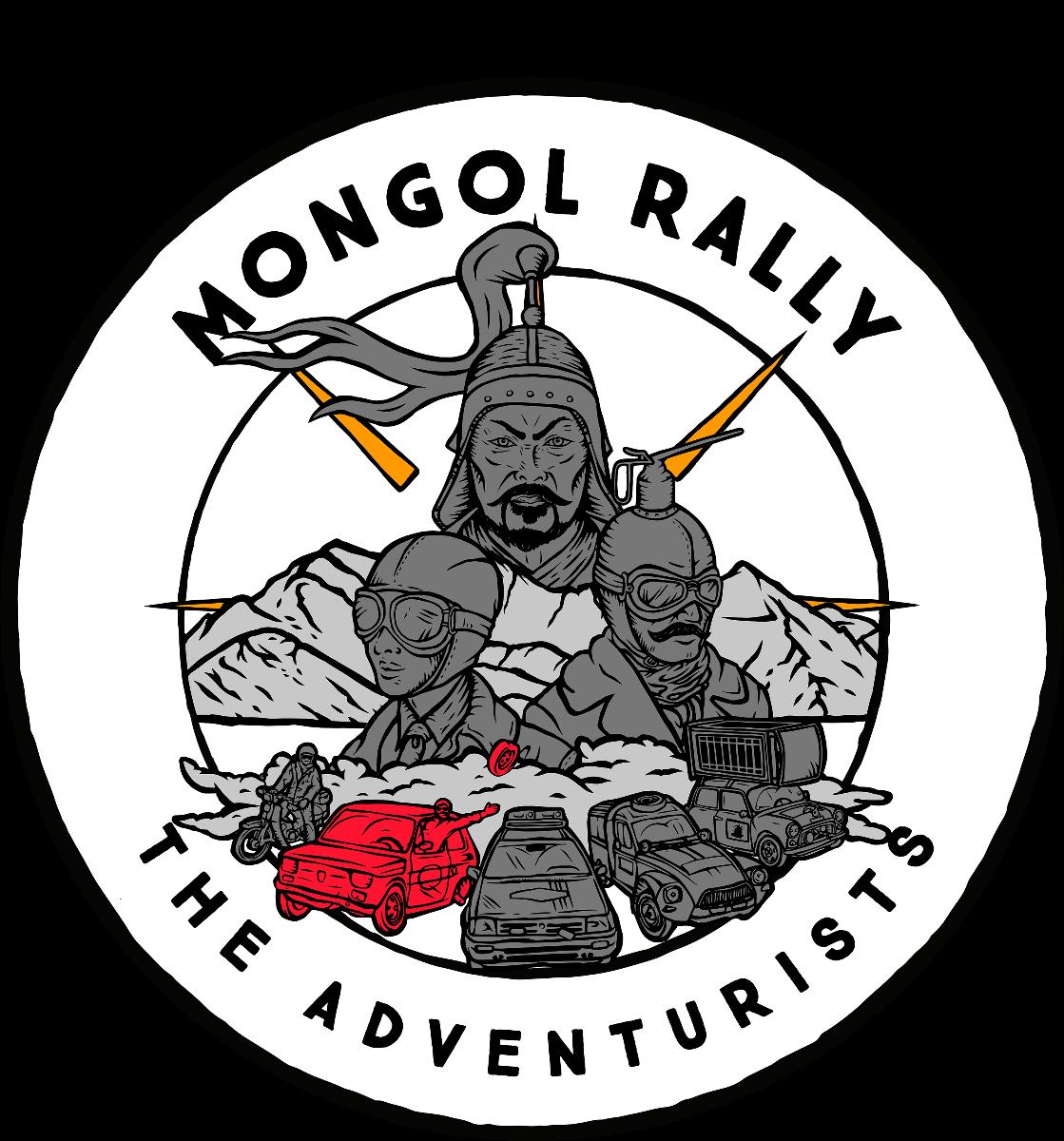 Mongol Rally 2019 logo