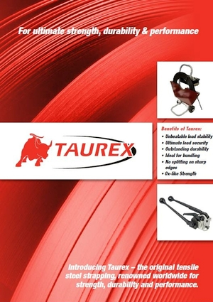 Taurex steel brochure