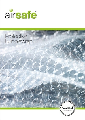 Airsafe large bubble wrap