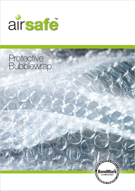 airsafe bubble wrap guide