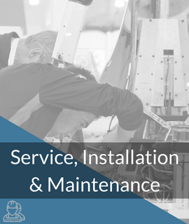 Machine & Tools Servicing and Maintenance
