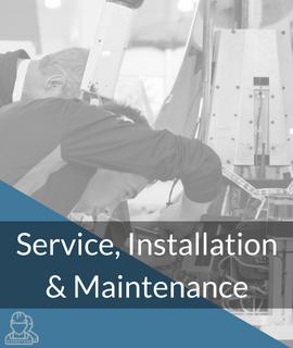Machine & Tools Servicing and Maintenance