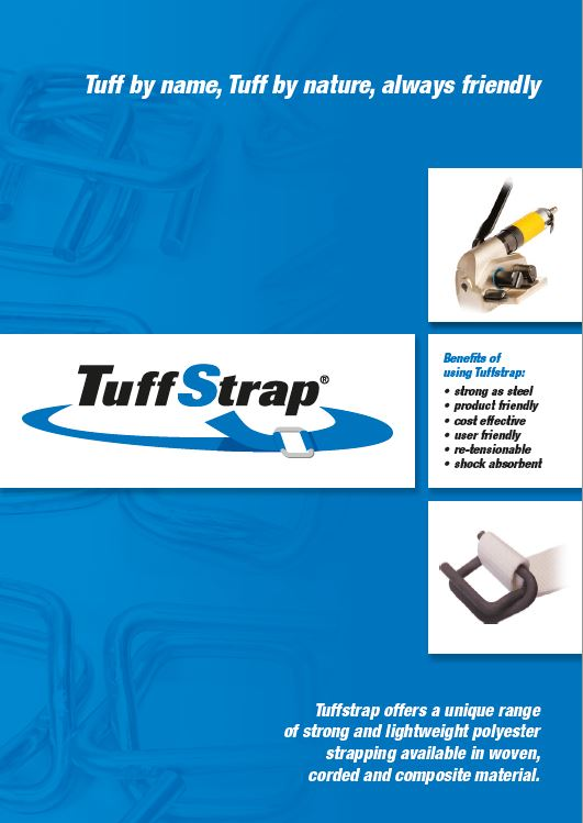 Tuffstrap polyester strapping guide